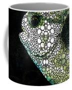 Sofishticated - Fish Art By Sharon Cummings Coffee Mug