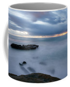 Soft And Blue Coffee Mug