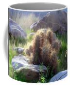Soft And Sharp Coffee Mug by Snake Jagger