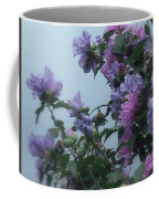 Soft Blues And Pink - Spring Blossoms Coffee Mug