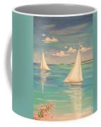 Soft Breeze Coffee Mug by The Beach  Dreamer