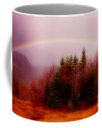 Soft Cape Breton Rainbow Coffee Mug