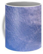 Soft Clouds Blue Sky Coffee Mug