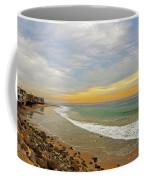Soft Colors On The Coast Coffee Mug by Lynn Bauer