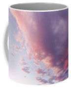 Soft Diffused Colourful Sunset Background Texture Coffee Mug