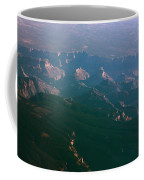 Soft Early Morning Light Over The Grand Canyon 5 Coffee Mug