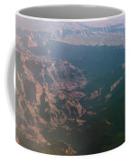 Soft Early Morning Light Over The Grand Canyon Coffee Mug