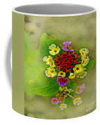 Soft Floral Duvet Cover Coffee Mug