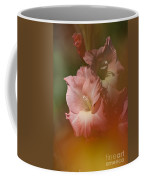 Soft Gladiolus Coffee Mug