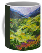 Soft Grass Coffee Mug