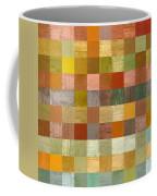 Soft Palette Rustic Wood Series Lll Coffee Mug