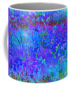 Soft Pastel Floral Abstract Coffee Mug
