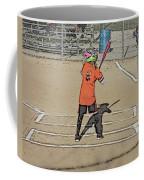 Softball Star Coffee Mug
