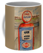 Sohio Gasoline Pump Coffee Mug