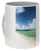 Sok San Area Of Long Beach In Koh Rong Island Cambodia Coffee Mug