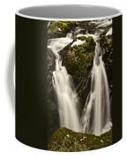 Sol Duc River Cascade Coffee Mug