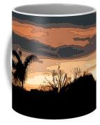 Solana Beach Sunset 2 Coffee Mug