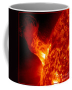 Solar Eruption Coffee Mug