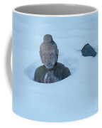 Solar Powered Dharmic Snow Remover  Coffee Mug