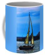 Solar Sail Coffee Mug
