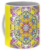 Solar Sunstar Coffee Mug by Derek Gedney