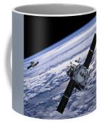 Solar Terrestrial Relations Observatory Satellites Coffee Mug