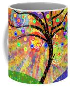 Solar Tree Coffee Mug