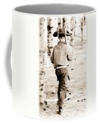 Soldier Boys Wooden Rifles Coffee Mug