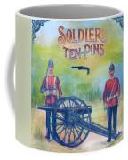Soldier Ten-pins Coffee Mug