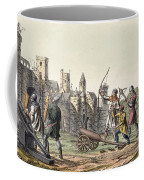 Soldiers And Artillery Of The 15th Coffee Mug