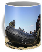 Soldiers Of The Japan Ground Coffee Mug