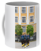 Soldiers Of The Presidential Regimental Coffee Mug