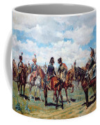 Soldiers On Horseback Coffee Mug