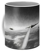 Wounded Warrior - Charcoal Coffee Mug