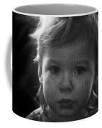 Solemn Eyes Coffee Mug