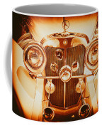 Solid Gold Mercedes Coffee Mug