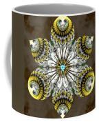 Solitary Bird Of Prey Coffee Mug by Derek Gedney