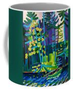 Solitude At Massapoag Lake Coffee Mug