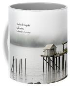 Solitude Begets Whimsies Coffee Mug