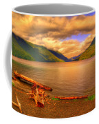 Solitude On Crescent Lake Coffee Mug