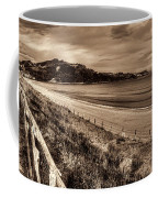 Solitude Sepia Coffee Mug