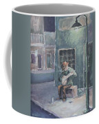 Solo By Streetlight Coffee Mug