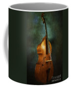 Solo Upright Bass Coffee Mug