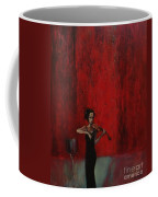 Solo Violinist Coffee Mug