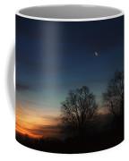 Solstice Moon Coffee Mug by Bill Wakeley