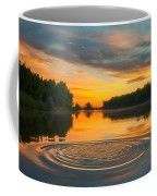 Solstice Ripples Coffee Mug