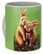 Some Bunny Loves You Coffee Mug by Linda Simon
