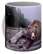 Some Days You Eat The Bear Some Days The Bear Eats You Coffee Mug