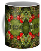 Some Of The Colors Of Christmas Altered Version  Coffee Mug