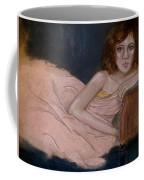 Waiting In Pink Coffee Mug
